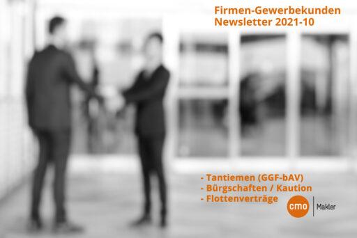 tantiemen-ggf-bav-flotten-buergschaftsversicherung-kaution-gewerbekunden-newsletter